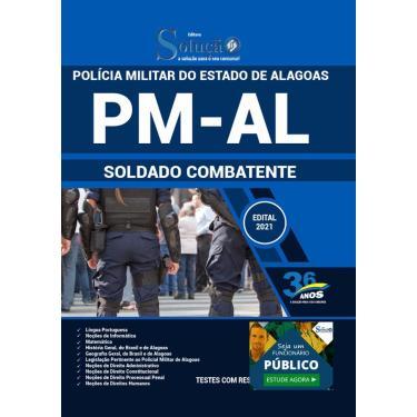Imagem de Apostila Soldado Concurso Pm Al - Polícia Militar Alagoas