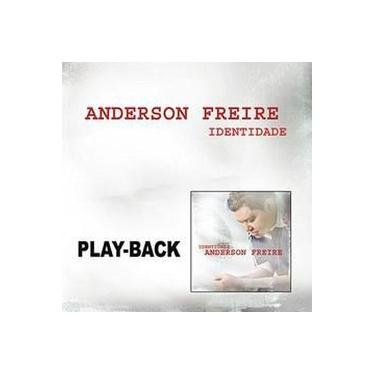 CD Anderson Freire - Identidade (Playback) - Gospel