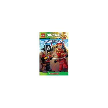 Imagem de Livro - Pirates vs. Ninja: Lego Ninja Reader