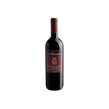 Vinho Tinto Italiano Masereto Dabruzzo Montepulciano