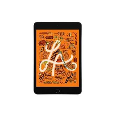 iPad mini 5 Apple, Tela Retina, 64GB, Cinza Espacial, Wi-Fi + Cellular - MUX52BZ/A