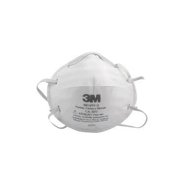 Mascara N95 3M 8801 Pff2 Original Inmetro Anvisa Concha Hospitalar Enfermeira Medico Hospital Cirurgica
