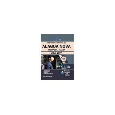 Imagem de Apostila Concurso Alagoa Nova Pb - Vigilante