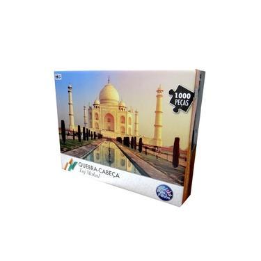 Imagem de Quebra-cabeça Taj Mahal 1000 Peças - Pais E Filhos