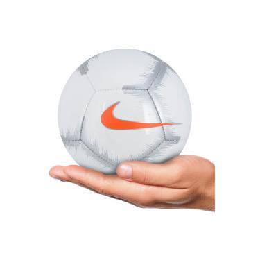 Minibola de Futebol de Campo Nike Skills Event Pack - BRANCO PRATA Nike 69686e40a98cd