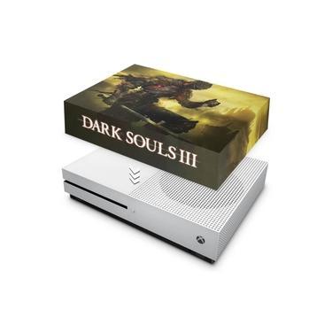 Capa Anti Poeira para Xbox One S Slim - Dark Souls 3