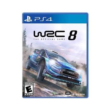 Wrc 8 Jogo para Playstation 4