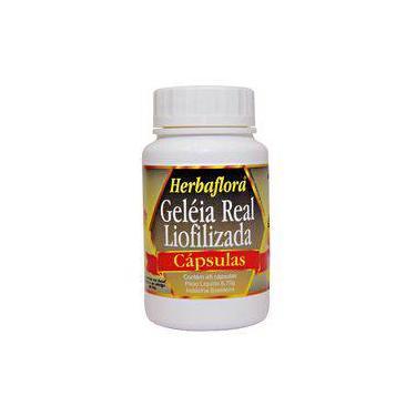 Geleia Real Liofilizada em Cápsulas Uniflora - 150mg