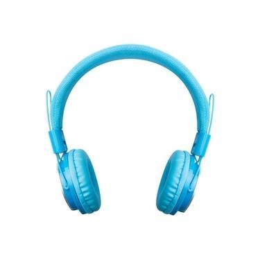 Fone De Ouvido Sem Fio B05 Bluetooth Micro Sd Fm Headfone Azul