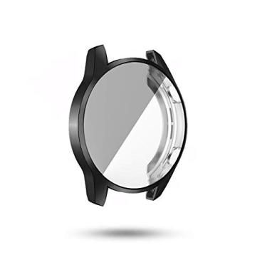 Andoer Capa de relógio protetora TPU Shell compatível com HUAWEI WATCH GT 2 46mm