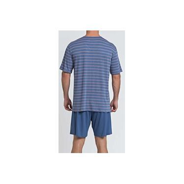 Pijama Masculino Recco de Viscoflex e Viscose 12354