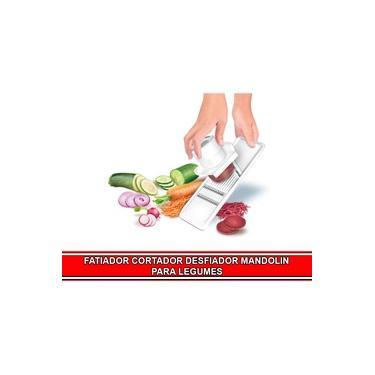 Fatiador Cortador Desfiador Mandolin P/ Legumes