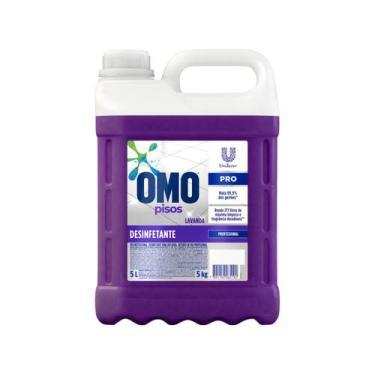 Desinfetante Omo Profissional Lavanda 5L