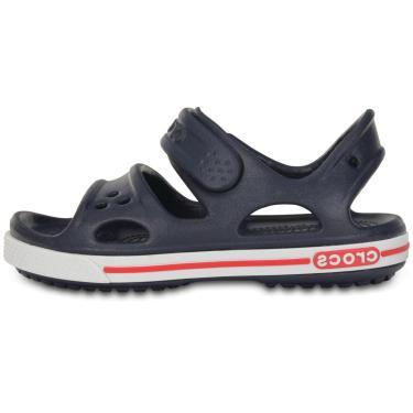 Sandália Crocs Crocband II Sandal Azul  menino