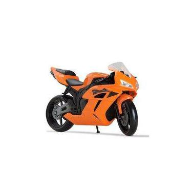 Imagem de Moto Racing Motorcycle Laranja Roma 0900