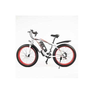 Imagem de Bicicleta elétrica Mormaii mountain s aro 26 bateria lítio 48v 10a