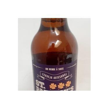 Cerveja St. Patrick's Hoppy Lager 600ml
