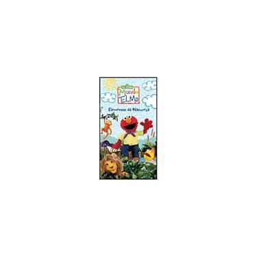 VHS O Mundo de Elmo: Elementos da Natureza