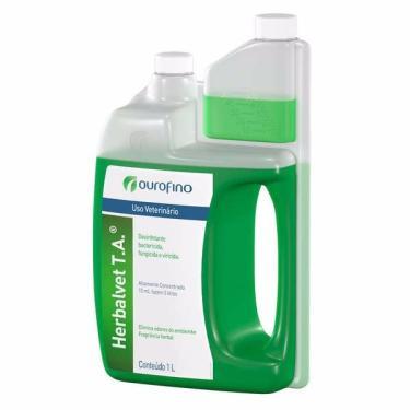 Herbalvet  T.A Desinfetante Eliminador de Odores 1 Litro