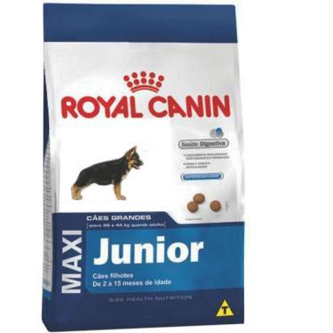 Ração Royal Canin Maxi Puppy para Cães de Raças Grandes Filhotes de 2 a 15 Meses de Idade - 15 Kg