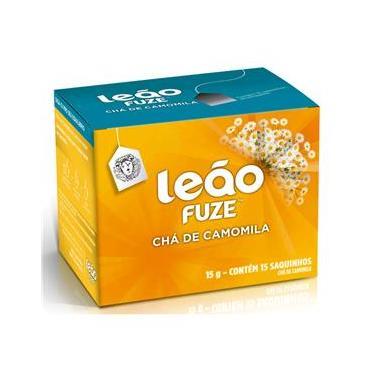Chá Camomila Leão 15g Cx com 15 Saquinhos - Matte Leão