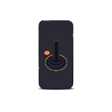 Capa De Celularanja Nerderia Atari Minimalista Samsung Galaxy S3
