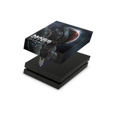 Capa Anti Poeira para PS4 Fat - Mass Effect: Andromeda