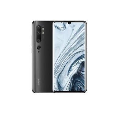 """Smartphone Xiaomi Mi Note 10 LTE Dual Sim 6.47"""" 128GB/6GB Preto"""