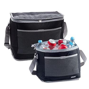 Imagem de Kit Bolsa Térmica Cooler 30 + 20 Litros Alimentos e Bebidas - Paramount