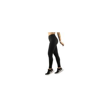 Imagem de Calça Legging Olympikus Glassy Preta - Feminina