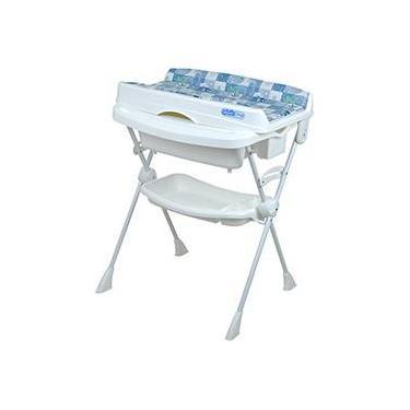 a883aa40de Banheira Splash Peixinhos Azul - Burigotto