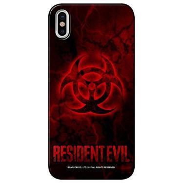 Capa Personalizada Apple iPhone X - Resident Evil BioHazard - RD01