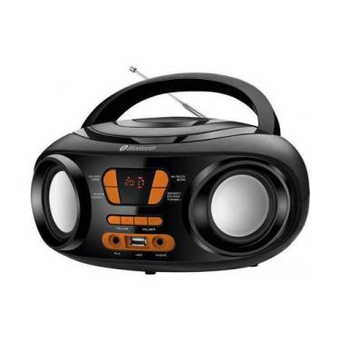 Rádio Portátil BX-19 Mondial Boombox Up Dynamic Entrada USB 6W Rms FM