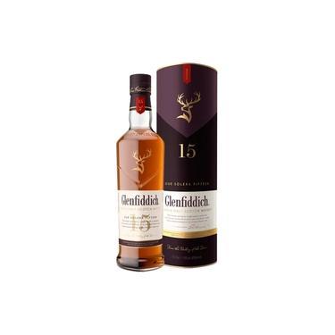 Whisky Glenfiddich 15 anos 750ml