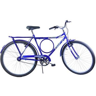 Imagem de Bicicleta Aro 26 Masculina Barra Circular VB Potenza Azul