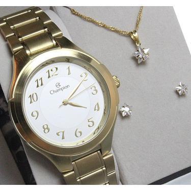 91440919dd3 Relógio de Pulso Champion Cia Dos Relógios
