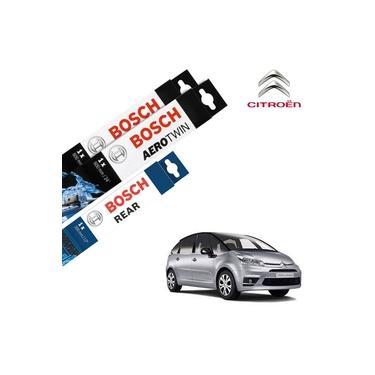 Palheta Citroen C4 Picasso 07-08 Dianteiro Traseiro Bosch
