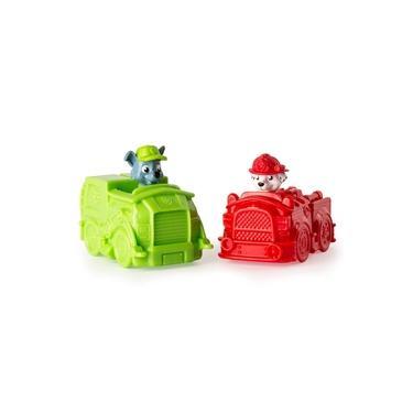Imagem de Mini Veículos - Patrulha Canina - Pack com 2 Carrinhos - Marshall e Rocky - Sunny