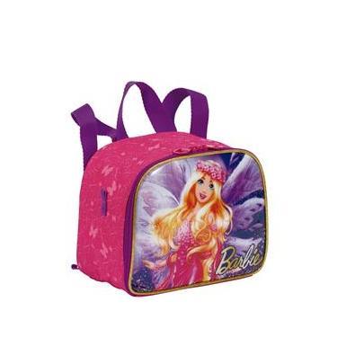 Lancheira Infantil 2 Em 1 Barbie Dreantopia - Sestini