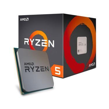 AMD Ryzen™ 5 1600 AF Hexa Core - 12 Threads - 3.2GHz (Turbo 3.6GHz) - Cache 19MB - AM4 - TDP 65W - Y