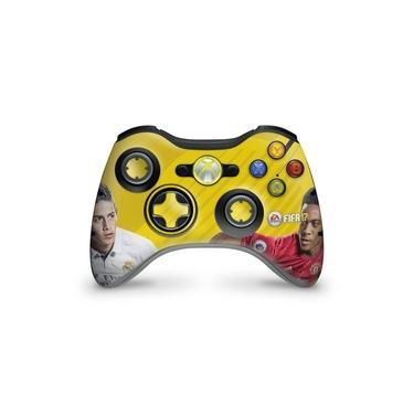 Skin Adesivo Para Xbox 360 Controle - Fifa 17
