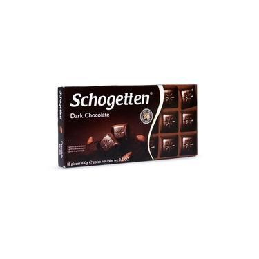 Schogetten Chocolate Dark 100g