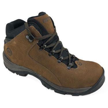 Bota Estival Trail Dust CA 40376 Masculina - Castanho  masculino