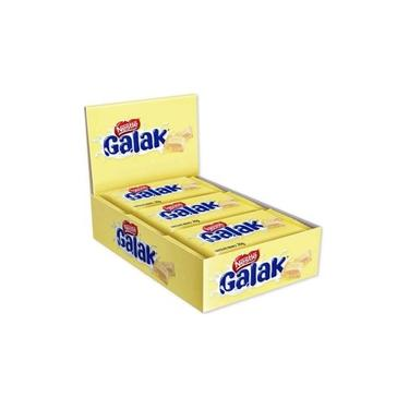 Chocolate Branco Galak 25g c/22 - Nestlé