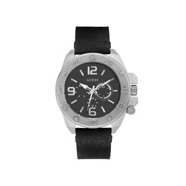 7ab5617480b Relógio Masculino Analógico Guess 92585G0GTNC1 - Preto