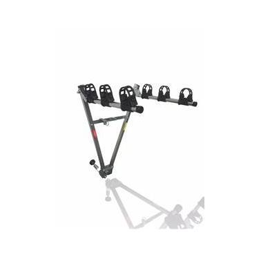 Transbike Para Engate Tipo Bola- Até 3 Bicicletas Com Local Para Cadeado