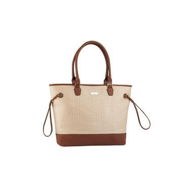 Bolsa Alice Palucci Tote Bag Palha Chic AL16905CR