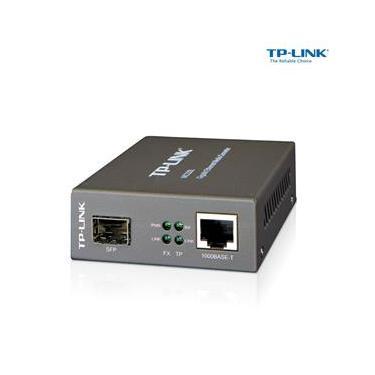 Conversor De Mídia Gigabit Sfp Mc220L Tp-Link