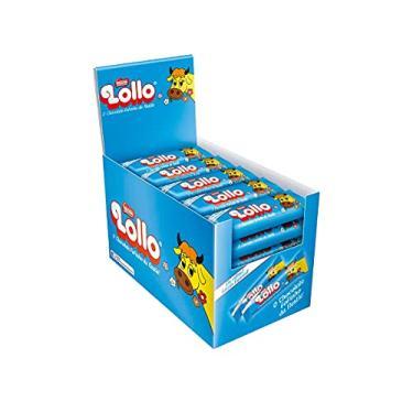 Caixa Com 30 Chocolate Lollo Nestle 28g
