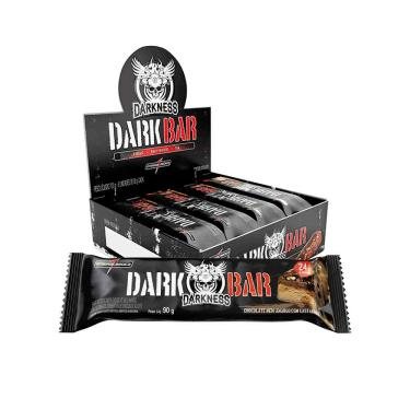 d7293a5b7 DARK BAR INTEGRALMEDICA 8UN 90g - CHOCOLATE AMARGO